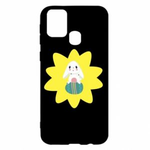 Samsung M31 Case Easter bunny