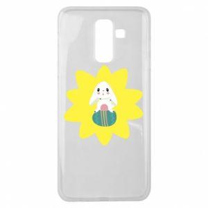 Samsung J8 2018 Case Easter bunny