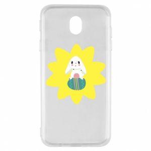 Samsung J7 2017 Case Easter bunny