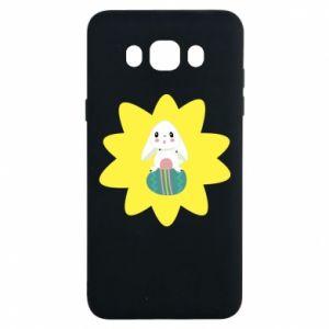 Samsung J7 2016 Case Easter bunny