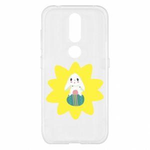 Nokia 4.2 Case Easter bunny