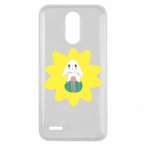 Lg K10 2017 Case Easter bunny