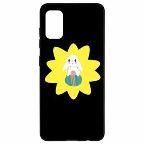 Samsung A41 Case Easter bunny