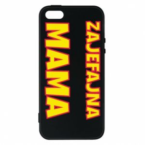 Phone case for iPhone 5/5S/SE Cool mom