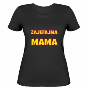 Women's t-shirt Cool mom