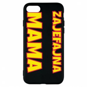 Phone case for iPhone 8 Cool mom