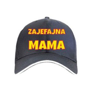 Czapka Zajefajna mama