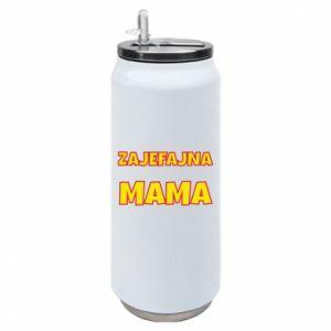 Puszka termiczna Zajefajna mama