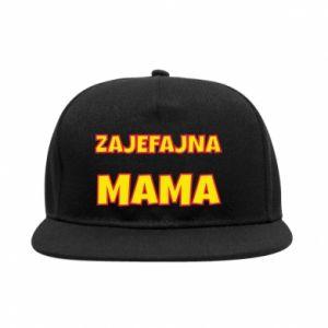 Snapback Zajefajna mama