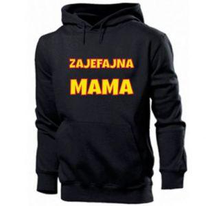 Men's hoodie Cool mom