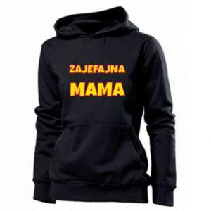 Damska bluza Zajefajna mama
