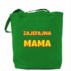 Torba Zajefajna mama