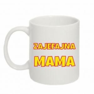 Kubek 330ml Zajefajna mama