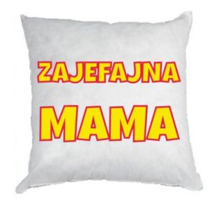Pillow Cool mom