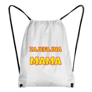 Backpack-bag Cool mom