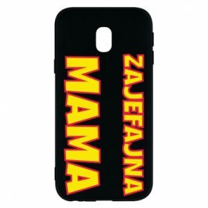 Phone case for Samsung J3 2017 Cool mom