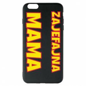 Phone case for iPhone 6 Plus/6S Plus Cool mom