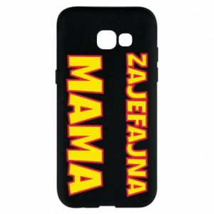 Phone case for Samsung A5 2017 Cool mom