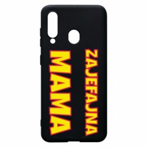 Phone case for Samsung A60 Cool mom
