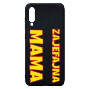 Phone case for Samsung A70 Cool mom