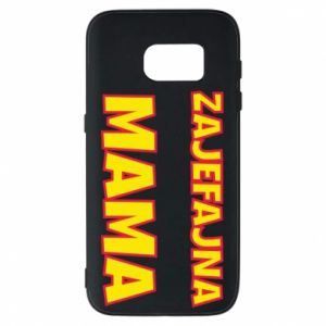 Phone case for Samsung S7 Cool mom
