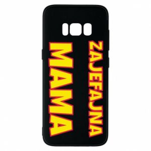 Phone case for Samsung S8 Cool mom