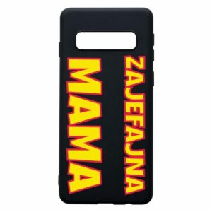 Phone case for Samsung S10 Cool mom