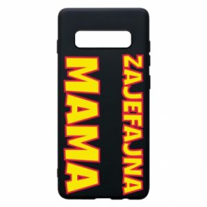 Phone case for Samsung S10+ Cool mom