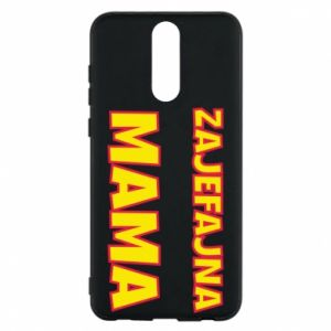 Phone case for Huawei Mate 10 Lite Cool mom