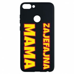 Phone case for Huawei P Smart Cool mom