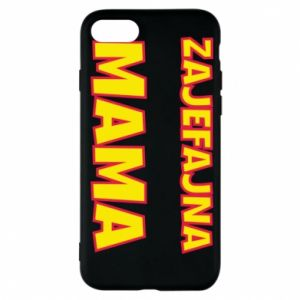 Phone case for iPhone 7 Cool mom
