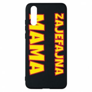 Phone case for Huawei P20 Cool mom
