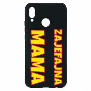 Phone case for Huawei P20 Lite Cool mom