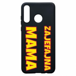 Phone case for Huawei P30 Lite Cool mom