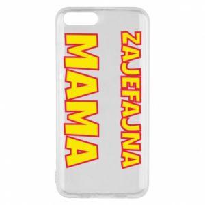 Phone case for Xiaomi Mi6 Cool mom