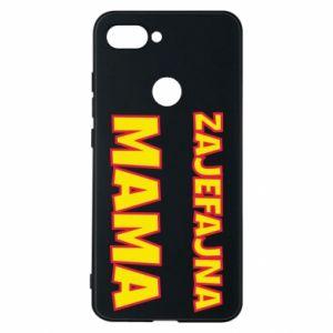 Phone case for Xiaomi Mi8 Lite Cool mom
