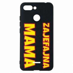 Phone case for Xiaomi Redmi 6 Cool mom