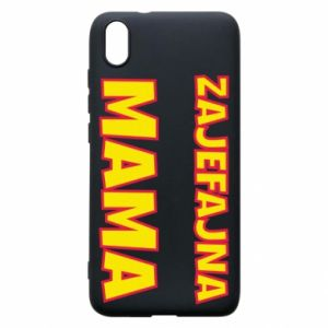 Phone case for Xiaomi Redmi 7A Cool mom