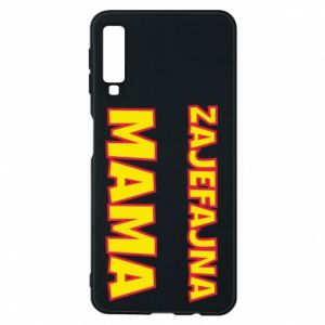 Phone case for Samsung A7 2018 Cool mom