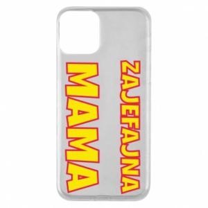 Phone case for iPhone 11 Cool mom