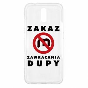 Etui na Nokia 2.3 Zakaz zawracania dupy