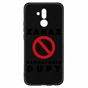 Huawei Mate 20Lite Case Ban on u-turns of the ass