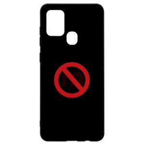 Samsung A21s Case Ban on u-turns of the ass