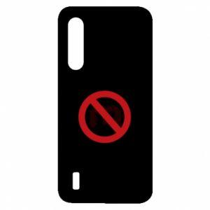 Etui na Xiaomi Mi9 Lite Zakaz zawracania dupy