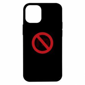 Etui na iPhone 12 Mini Zakaz zawracania dupy
