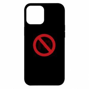 Etui na iPhone 12 Pro Max Zakaz zawracania dupy