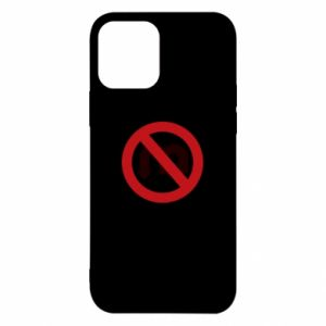 Etui na iPhone 12/12 Pro Zakaz zawracania dupy
