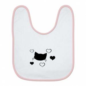 Śliniak Zakochany kot