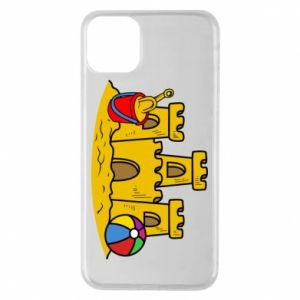 Phone case for iPhone 11 Pro Max Sand castle