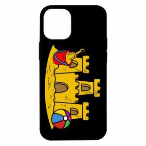 Etui na iPhone 12 Mini Zamek z piasku